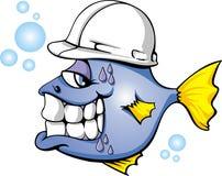 Peixes da segurança Fotos de Stock