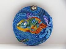 Peixes de arco-íris Fotografia de Stock