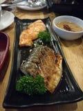 Peixes de Gril Fotografia de Stock