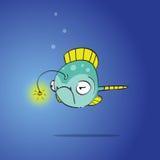 Peixes Deep-water Imagem de Stock
