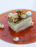 peixes do Chinês-prato Imagens de Stock Royalty Free