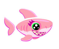 Peixes do tubarão Fotos de Stock Royalty Free