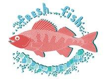Peixes frescos 2 Ilustração do Vetor