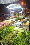 Peixes frescos e vegetais oferecidos Imagem de Stock Royalty Free