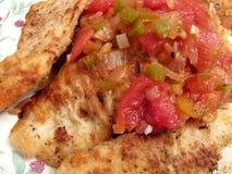 Peixes fritados Frito-Mexicanos de Pescadito Fotografia de Stock
