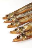 Peixes fumados Foto de Stock