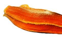 Peixes fumados Fotos de Stock