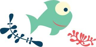 Peixes grandes do olho Imagem de Stock