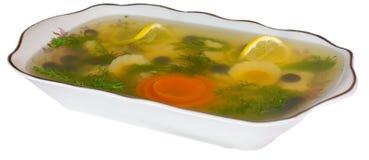 Peixes na alfazema Imagem de Stock