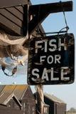 Peixes para a venda Imagem de Stock