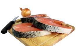 Peixes vermelhos Fotografia de Stock