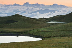 Peixinho Lake Stock Photo