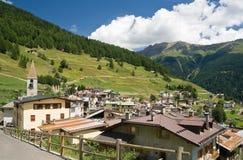 Pejo, Italy Fotografia de Stock Royalty Free