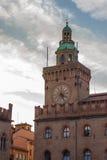Pejzaż miejski Bologna Włochy zdjęcia royalty free