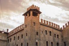 Pejzaż miejski Bologna Włochy Fotografia Royalty Free