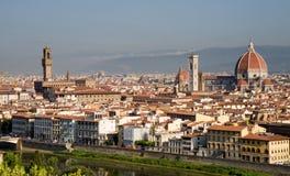 pejzaż miejski Florence obrazy stock
