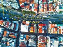 Pejzaż miejski Istanbuł, Turcja Fotografia Royalty Free
