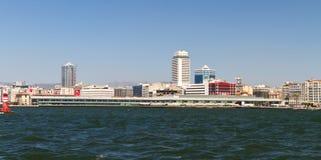 Pejzaż miejski Izmir, Turcja Obrazy Stock