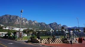 Pejzaż miejski Kapsztad, Południowa Afryka Obrazy Stock