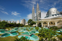 pejzaż miejski Kuala Lumpur Zdjęcia Stock
