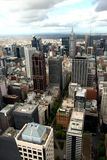 pejzaż miejski Melbourne Zdjęcia Stock