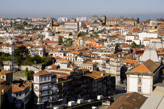 Pejzaż miejski Porto Portugalia Fotografia Stock