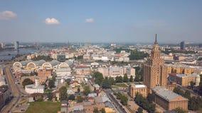 pejzaż miejski Riga zdjęcie wideo