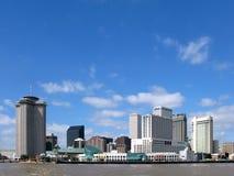 pejzaż miejski w centrum Louisiana nowa Orleans linia horyzontu Obraz Stock