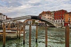 Pejzaż miejski Wenecja Zdjęcia Royalty Free