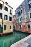 Pejzaż miejski Wenecja Fotografia Royalty Free