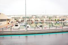 Pejzażu miejskiego widok w Dubai obraz stock