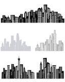pejzaż miejski Obrazy Stock