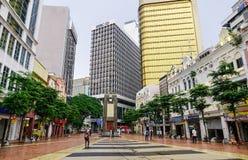 Pejzaż miejski Kuala Lumpur, Malezja Fotografia Stock
