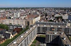 Pejzaż miejski Lille, Francja Zdjęcie Royalty Free