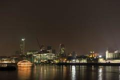 Pejzaż miejski Londyn, Zjednoczone Królestwo Fotografia Stock