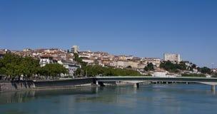 pejzaż miejski Lyon Obrazy Royalty Free