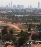 Pejzaż miejski miasto Pattaya Obrazy Royalty Free