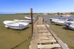 Pejzaż miejski Porec turystyczna wioska przy Adriatyckim morzem Fotografia Stock