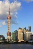 Pejzaż miejski Shanghai Obraz Stock