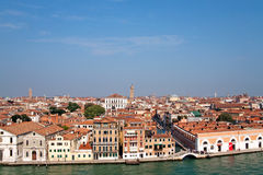 pejzaż miejski Venice Fotografia Stock