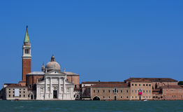 pejzaż miejski Venice Obrazy Stock