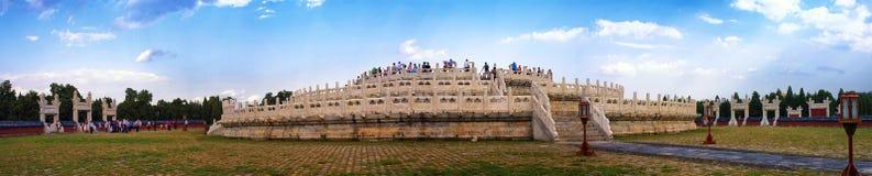 Pekín el Templo del Cielo Imágenes de archivo libres de regalías