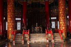Pekín el Templo del Cielo el Templo del Cielo Imagen de archivo