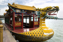 Pekín, palacio de verano Foto de archivo libre de regalías