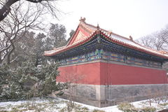 Pekín Wat Chayamangkalaram Imagenes de archivo