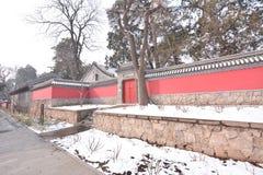 Pekín Wat Chayamangkalaram Fotos de archivo libres de regalías