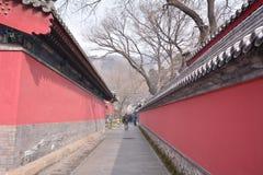 Pekín Wat Chayamangkalaram Foto de archivo libre de regalías