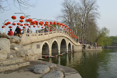 Pekín Yu Yuan Tan Park 3 foto de archivo libre de regalías