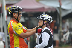 Pekan Royal Town Ride 2011 Stock Photos