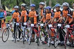 Pekan Royal Town Ride 2011 Stock Photography